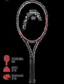 Ракетка для тенниса Head Graphene XT Prestige Pro
