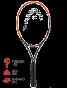 Ракетка для тенниса Head Graphene XT Radical Lite