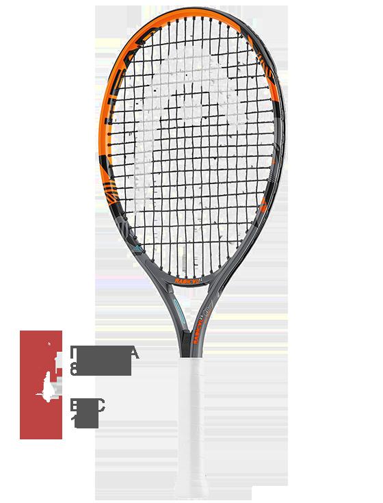 Ракетка для тенниса Head Radical 21 купить в магазине Корт - Большой ... 204052e720888
