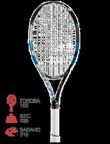 Ракетка для тенниса Babolat Pure Drive Junior 25 (Blue)