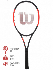 Ракетка для тенниса Wilson Pro Staff 97 2017