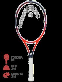 Ракетка для тенниса Head Graphene Touch Radical Pro 2018