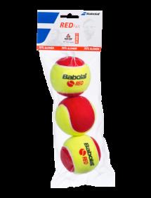 Теннисные мячи Babolat Red Felt x3