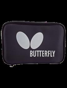 Чехол ракетки Butterfly Logo Case Square (Черный)
