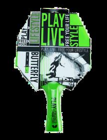 Ракетка для настольного тенниса Butterfly Lifestyle