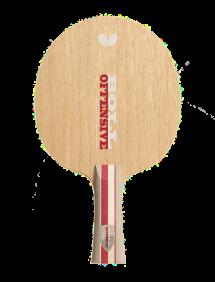 Ракетка для настольного тенниса сборная Butterfly Timo Boll Offensive FL + накладки Sriver FX