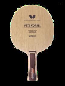Ракетка для настольного тенниса сборная Butterfly Petr Korbel, накладки Sriver FX