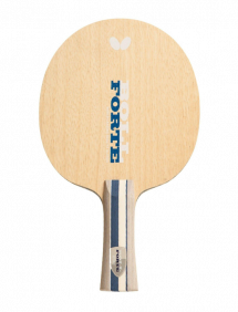 Ракетка для настольного тенниса сборная Butterfly Timo Boll Forte, накладки Sriver FX