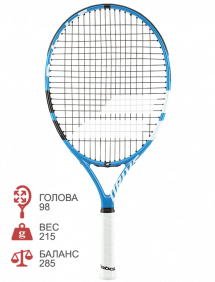 Ракетка для тенниса Babolat Drive Junior 23 (Blue)