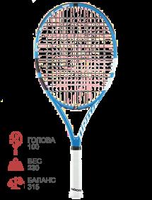 Ракетка для тенниса Babolat Drive Junior 25 (Blue)