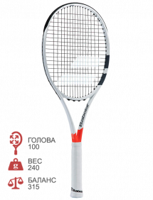 Ракетка для тенниса Babolat Pure Strike Junior 25