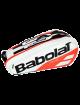 Сумка Babolat Pure Strike x6 (Белый/Красный 149)