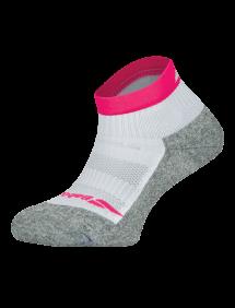 Носки Babolat Pro 360 женские (Белый/Розовый 1007)