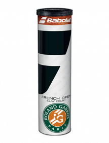 Теннисные мячи Babolat French Open Clay Court x4