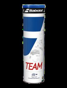 Теннисные мячи Babolat Team x4