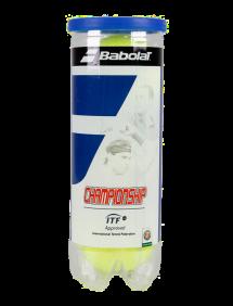 Теннисные мячи Babolat Championship x3