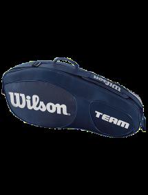 Сумка Wilson Team III 3R (Синий/Белый)