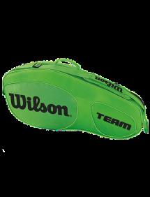 Сумка Wilson Team III 3R (Зеленый/Черный)
