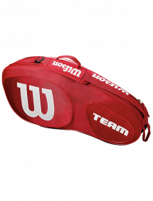 Сумка Wilson Team III 3R (Красный/Белый)