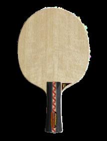 Ракетка для настольного тенниса сборная Donic Baum Carrera Senso FL + накладки Acuda S1 Turbo
