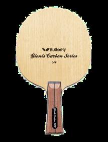 Ракетка для настольного тенниса сборная Butterfly Gionis Carbon OFF, накладки Tenergy 05 FX