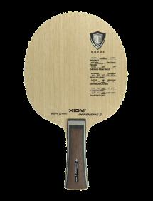 Ракетка для настольного тенниса сборная Xiom Offensive S FL + накладки Vega Pro