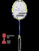 Ракетка для бадминтона Babolat Speedlighter (Желтый/Синий)