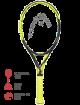 Ракетка для тенниса Head Graphene Touch Extreme S