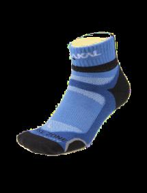 Носки Karakal X4 Ankle (Синий/Черный)