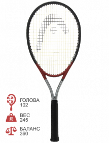 Ракетка для тенниса Head Ti. S2