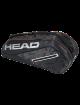 Сумка Head Tour Team 6R Combi (Черный/Серебро)