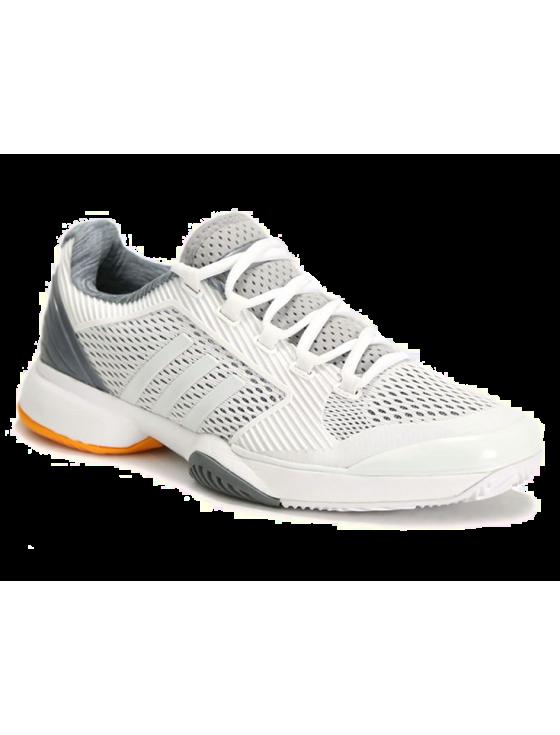 Кроссовки женские Adidas Stella McCartney Barricade (Белый/Серый)