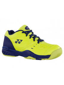 Кроссовки детские Yonex Power Cushion Eclipsion Junior (Yellow/Navy)