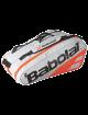 Сумка Babolat Pure Strike x12 (Белый/Красный 149)