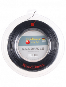 Струны для тенниса Kirschbaum Black Shark 200m