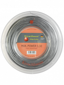 Струны для тенниса Kirschbaum Max Power 200m