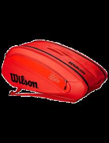 Сумка Wilson Federer DNA 12R (Красный)