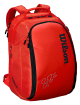 Рюкзак Wilson Federer DNA Backpack (Красный)