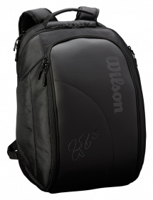 Рюкзак Wilson Federer DNA Backpack (Черный)