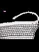 Теннисная сетка Z-Sport 3.5мм, двойное плетение