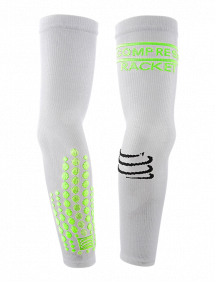 Рукав Compressport Elbow Silicon Armforce (Белый)