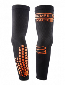 Рукав Compressport Elbow Silicon Armforce (Черный)