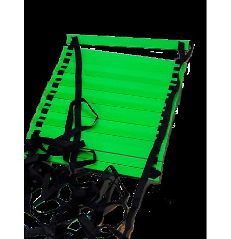 Лестница тренировочная  10 метров, 17 ступеней, в сумке