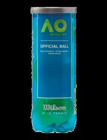 Теннисные мячи Wilson Australian Open 3x