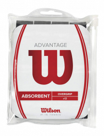 Овергрип Wilson Advantage Overgrip 12pcs