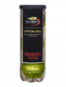 Теннисные мячи Wilson US Open Regular Duty x3