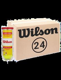 Теннисные мячи Wilson Championship Extra Duty 72 (24x3)