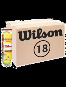 Теннисные мячи Wilson Championship Extra Duty 72 (18x4)