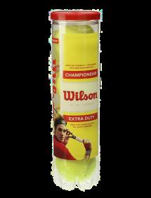 Теннисные мячи Wilson Championship Extra Duty x4