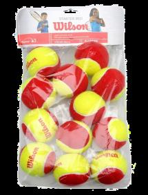 Теннисные мячи Wilson Starter Red 12pcs Bag